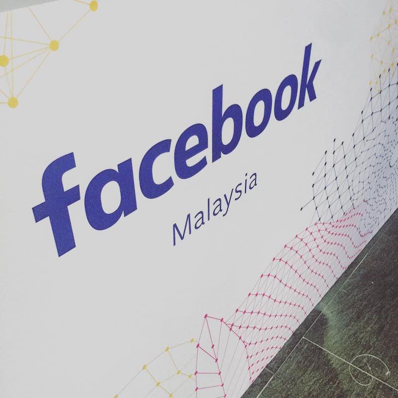 Facebook has opened an office in Malaysia
