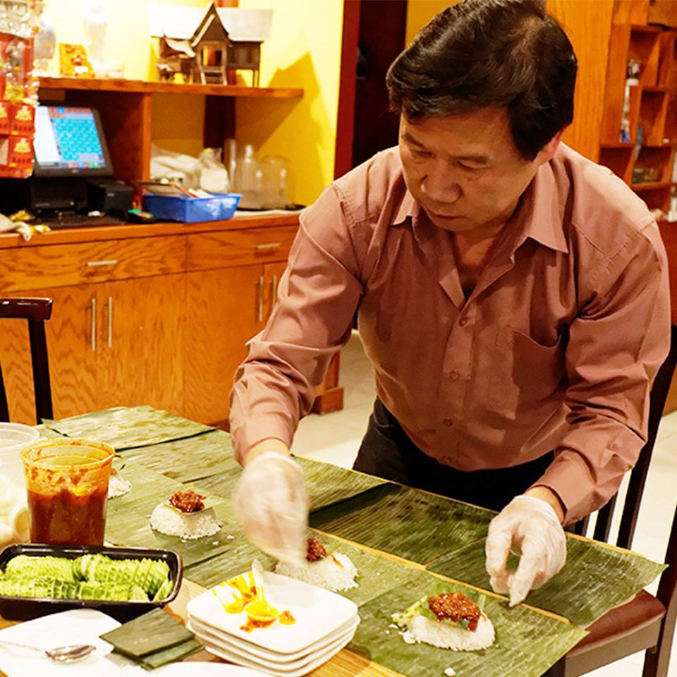 New York-based Malaysian to make 26-episode film on local cuisine