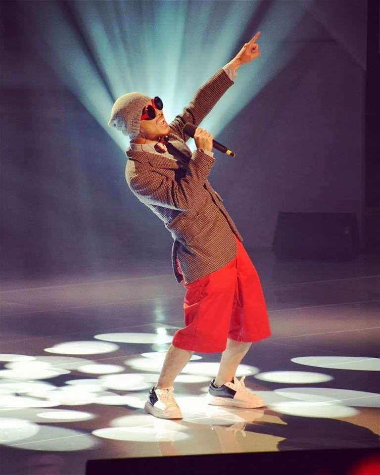 Namewee to compete for Best Singer in 2016 Golden Melody Awards