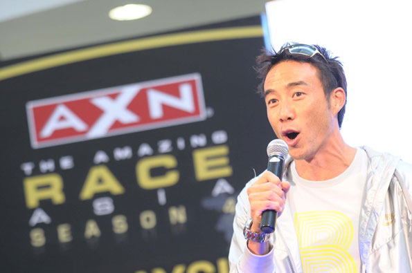 Do you want to win the next Amazing Race Asia?