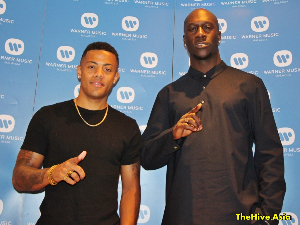 Nico & Vinz: We were supposed to work with Yuna