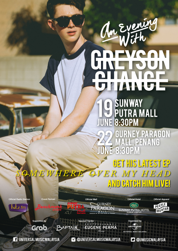an evening with greyson chance
