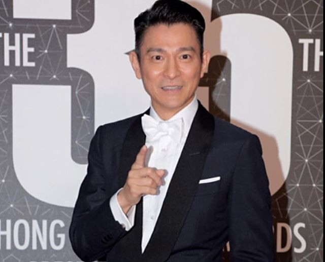 """Andy Lau plays undercover bomb expert in """"Shock Wave"""""""