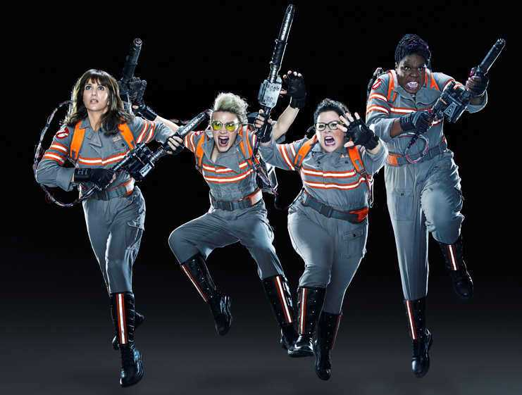 Get slimy with Ghostbusters Slime Night Run
