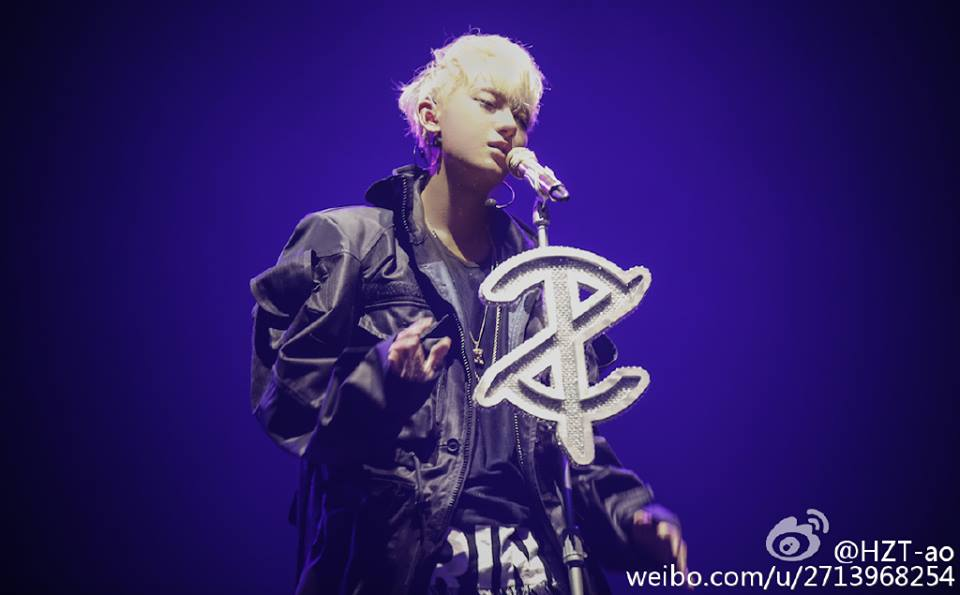 Huang Zitao denies lip-synch allegations