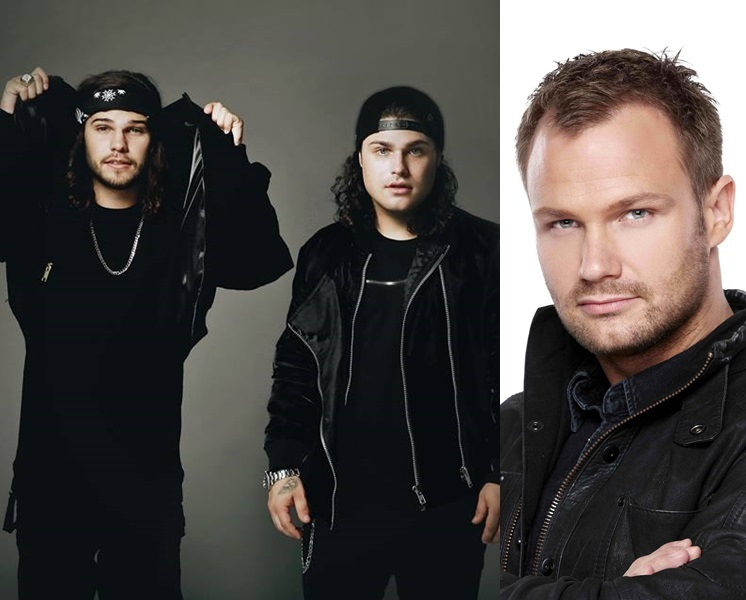 DVBBS and Dash Berlin share stage in Malaysia this month