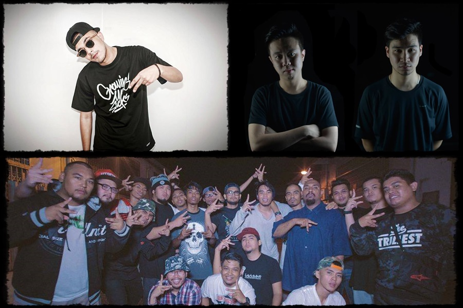 Catch SonaOne, Bate, Lawalah Familia at Asia Flow Tour 2016