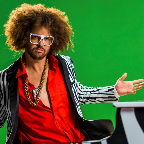 Redfoo to host PLAY Club's Red Party next month