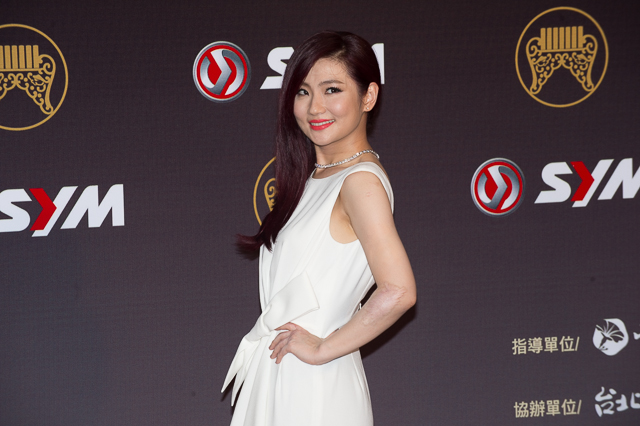 Selina Jen gets her own wax figure, scars and all