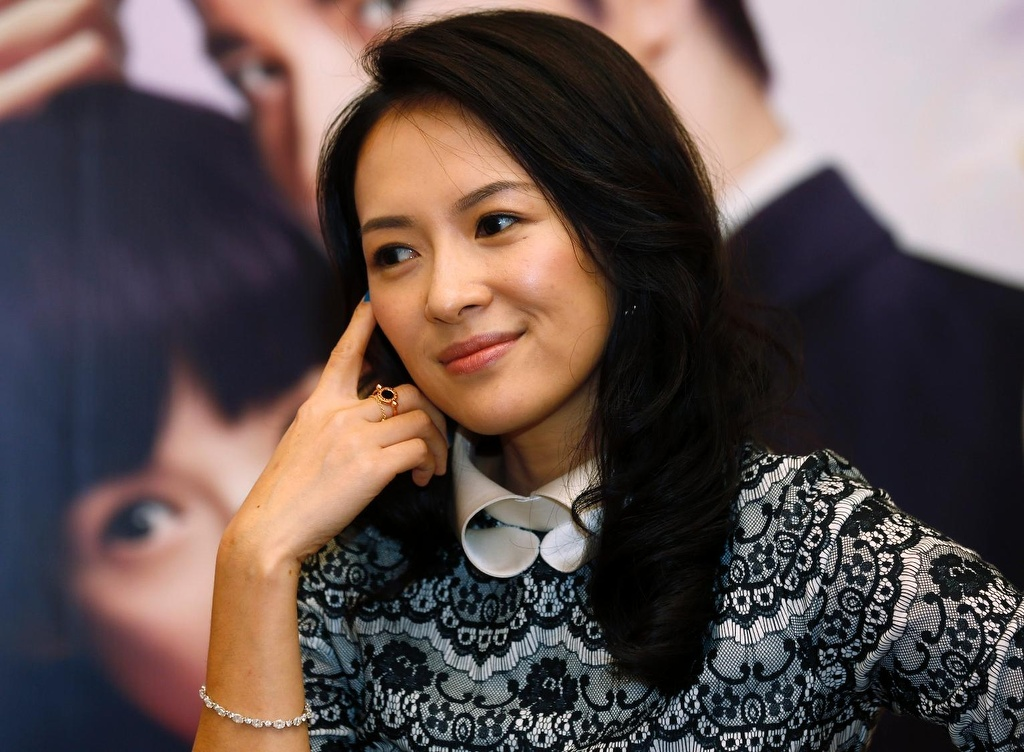 """Zhang Ziyi to join JJ Abrams' """"God Particle"""""""