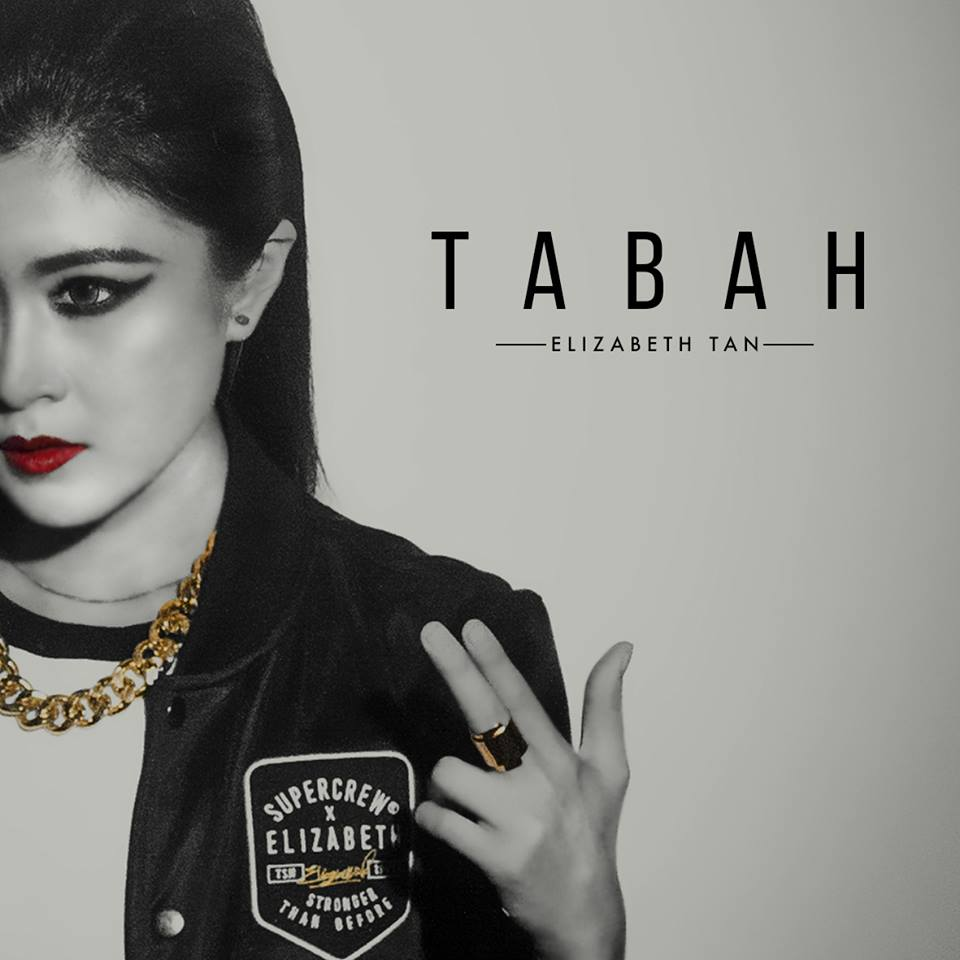 """Elizabeth Tan's new single """"Tabah"""" hits Spotify and iTunes"""
