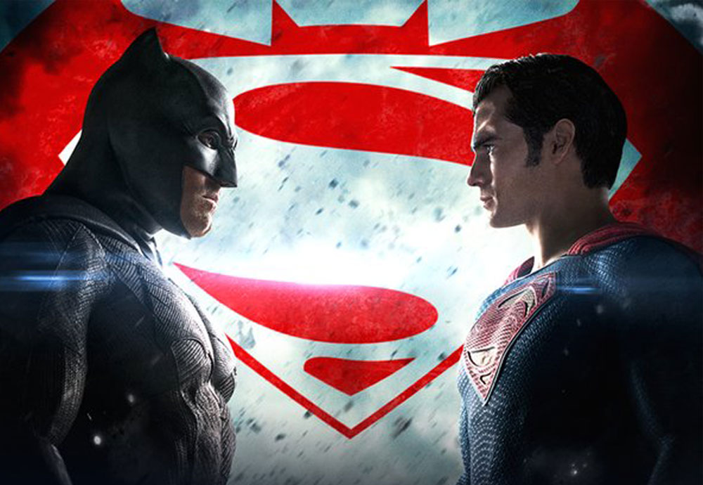 Choose your side at Batman v Superman Run 2016
