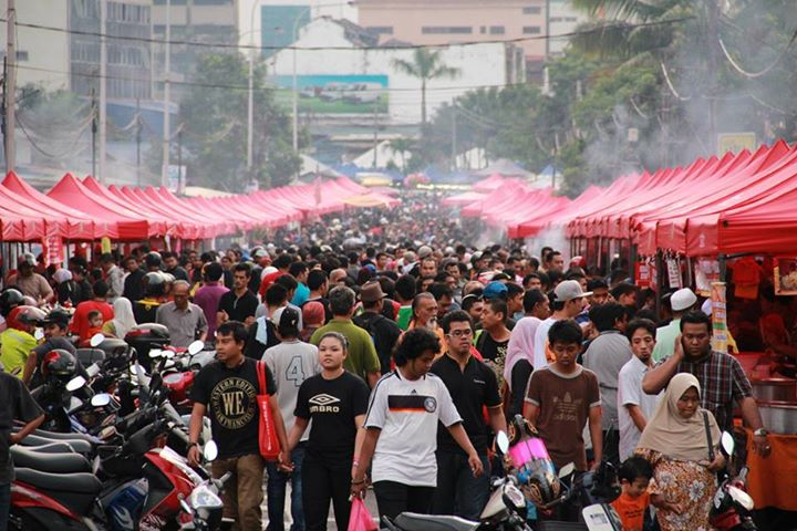 2016's list of 8 most famous Ramadhan bazaars in the Klang Valley