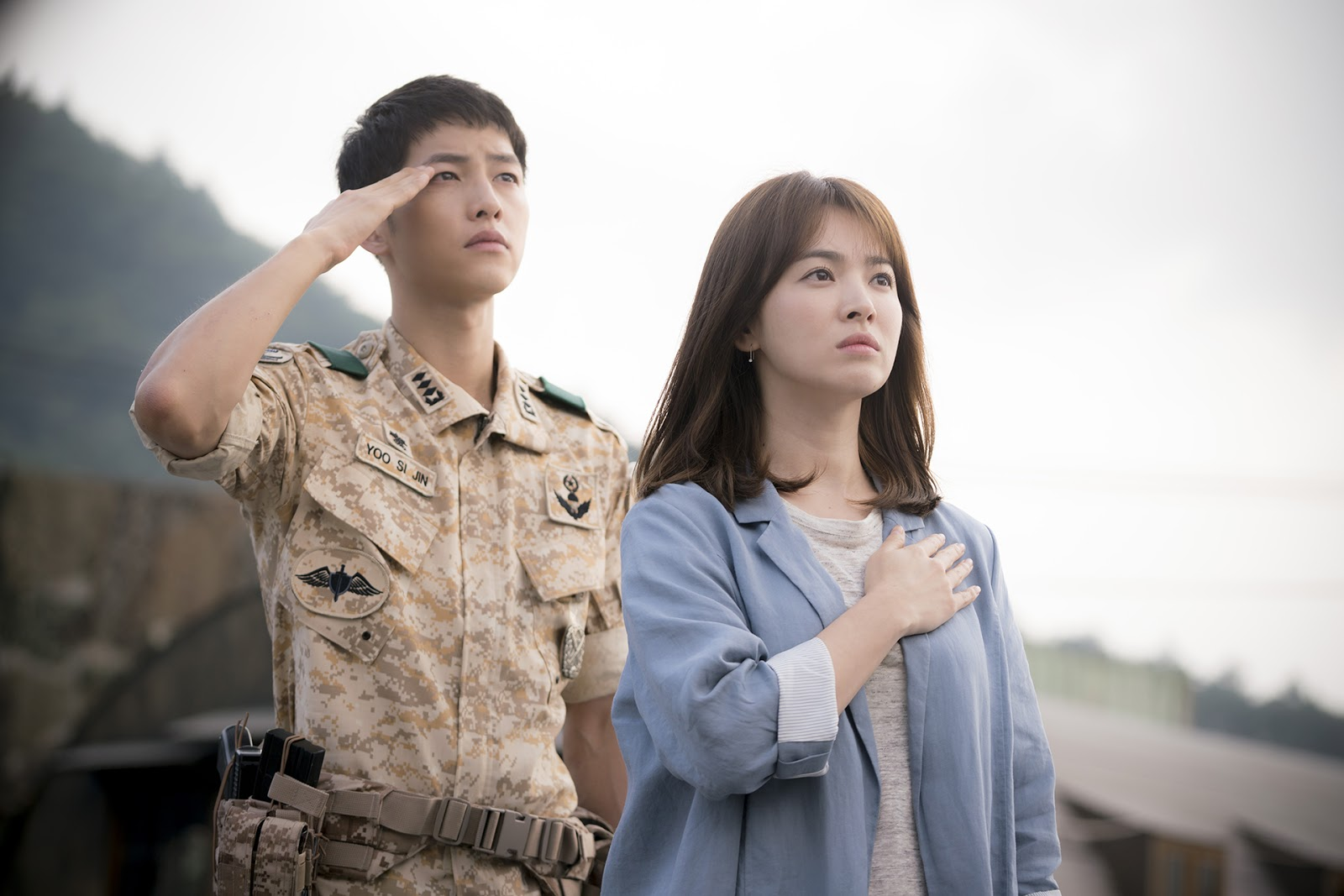 """""""Descendants of the Sun"""" may get Chinese remake"""