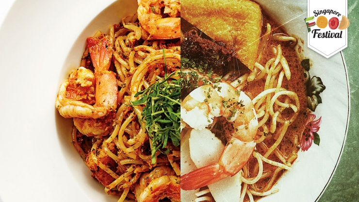 Singapore's annual food fiesta takes place next month
