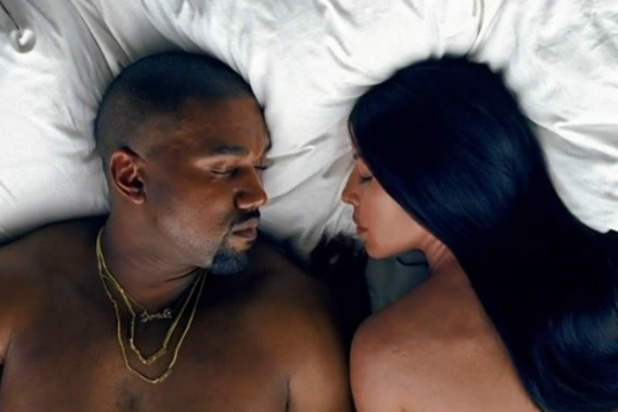 """Kanye West's """"Famous"""" music video features naked celebs"""