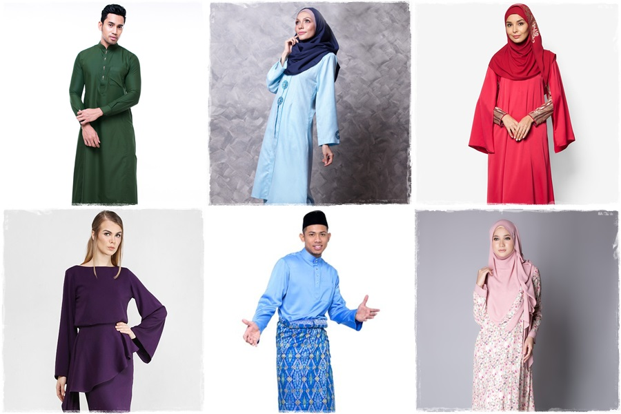 Check out the Baju Raya fashion trend for 2016!