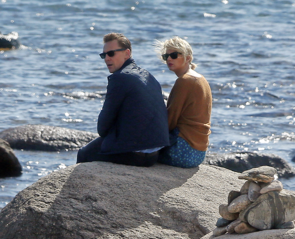 Taylor Swift moves on from Calvin Harris with Hiddleston!
