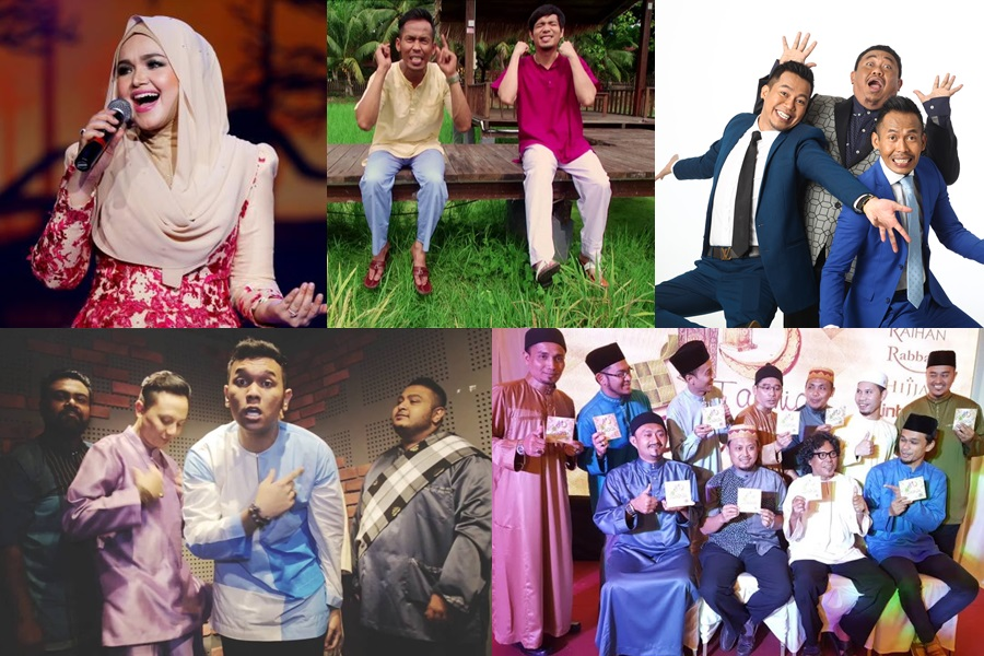 Listen to these 10 New Raya Songs of 2016