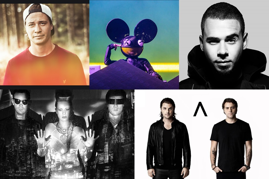 Ultra Singapore's Phase 1 line-up includes Afrojack, deadmau5 and more