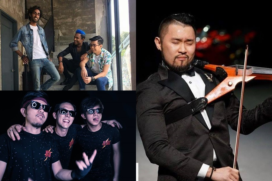 Malaysian musicians selected to perform at Cannes