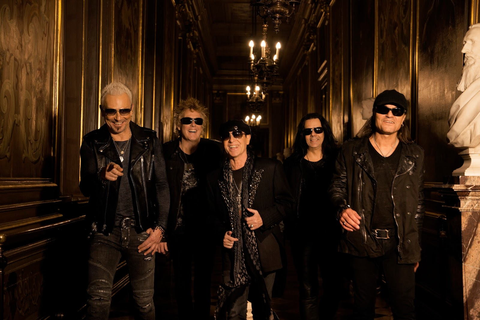 Scorpions to celebrate 50 years of rock in Singapore
