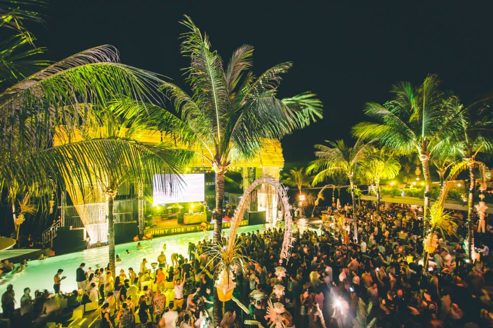 Bali's Sunny Side Up to feature big EDM names