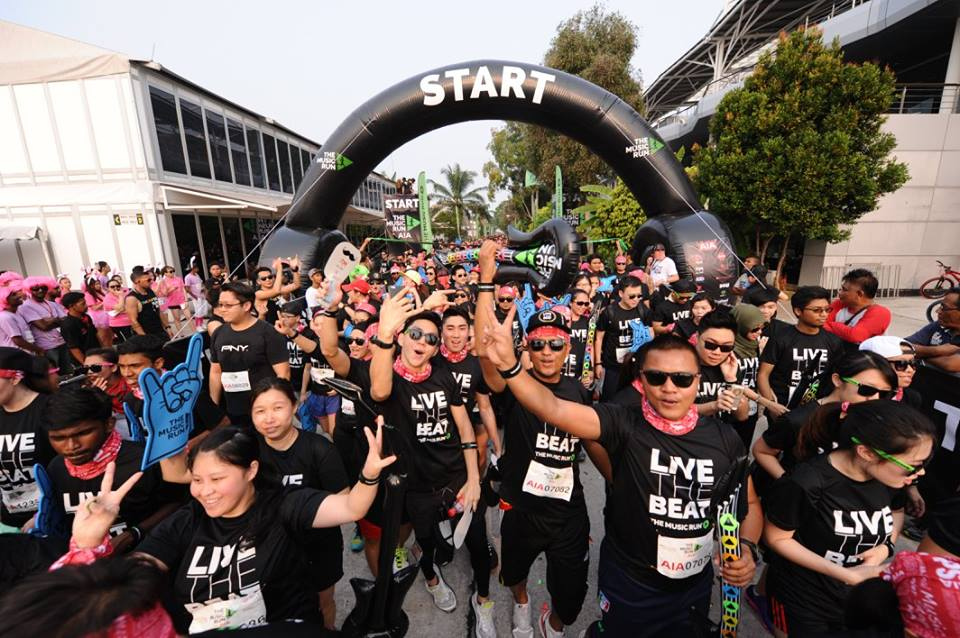 The Music Run brings the beat back to Malaysia!