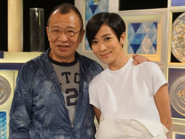 """Benz Hui's character revived in """"Line Walker"""" the movie"""