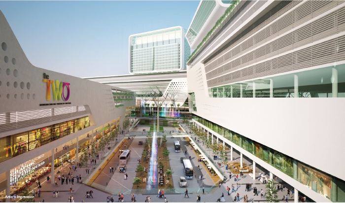 The biggest mall in Malaysia is coming real soon!