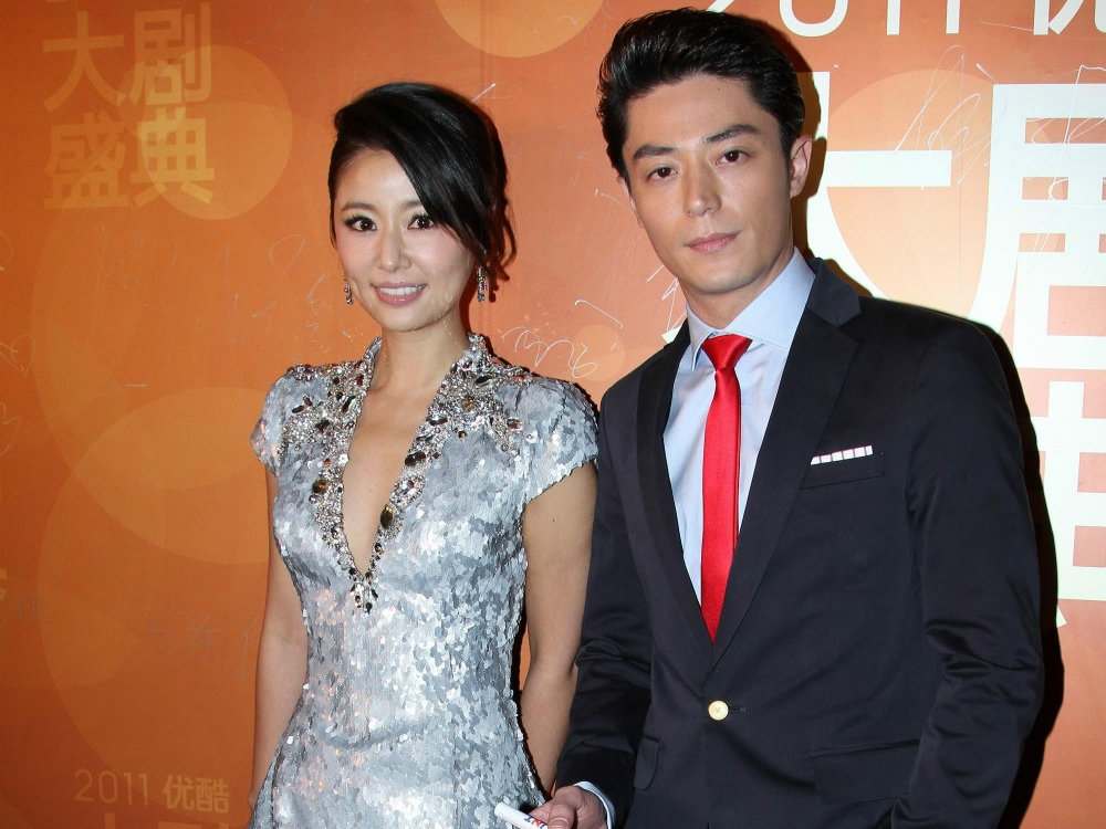 Ruby Lin and Wallace Huo are getting married