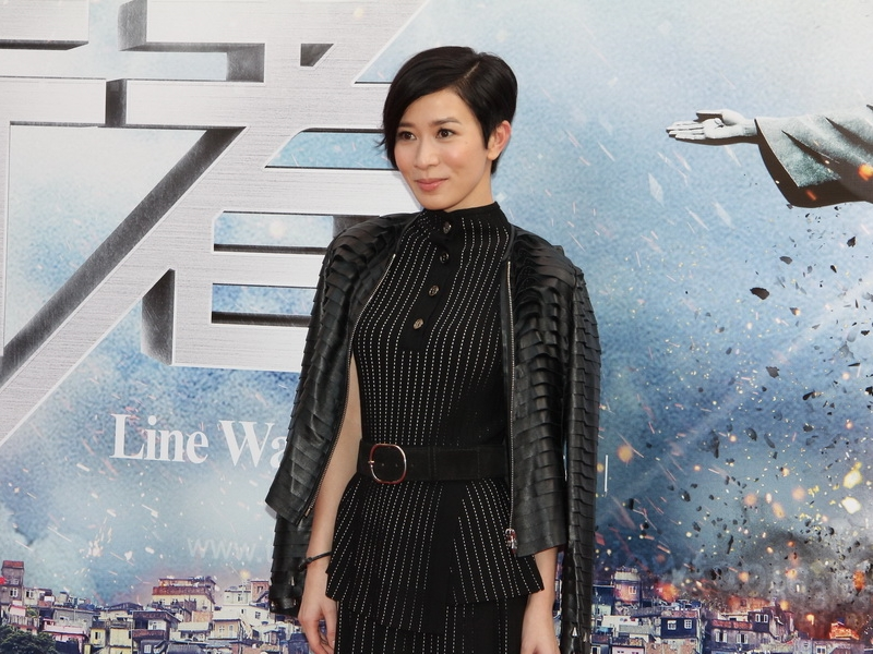 Charmaine Sheh gets no special privilege