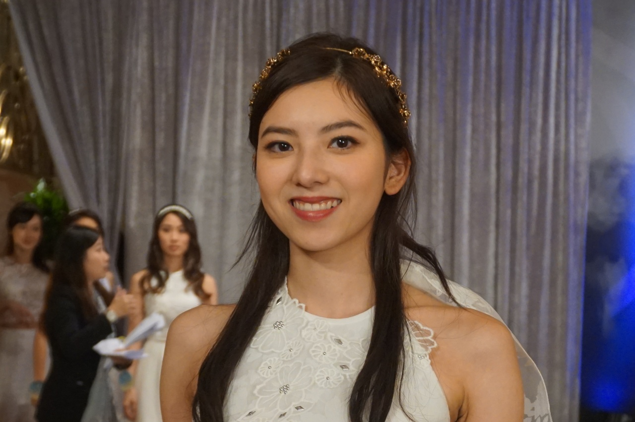 Fan favourite Maggie Kwong eliminated from Miss HK '16