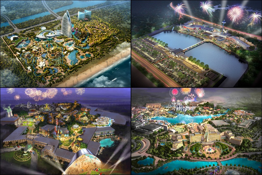 8 upcoming major theme parks in Asia