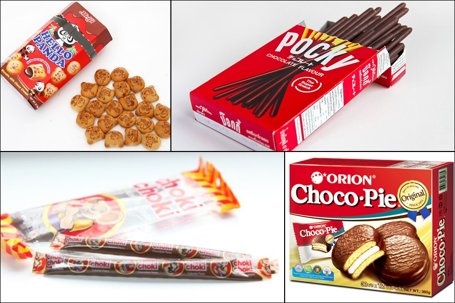 World Chocolate Day: The best Asia-made chocolate snacks!