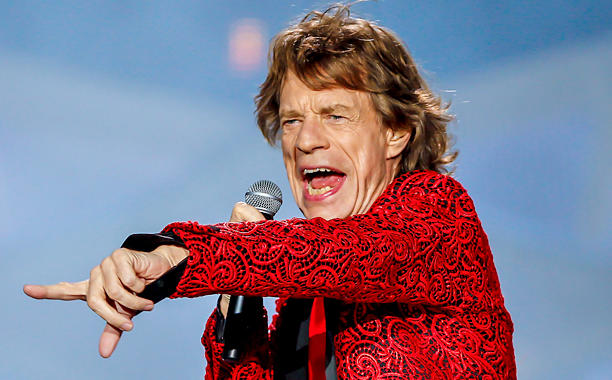 Rockstar Mick Jagger and other older male celebs who are new dads!