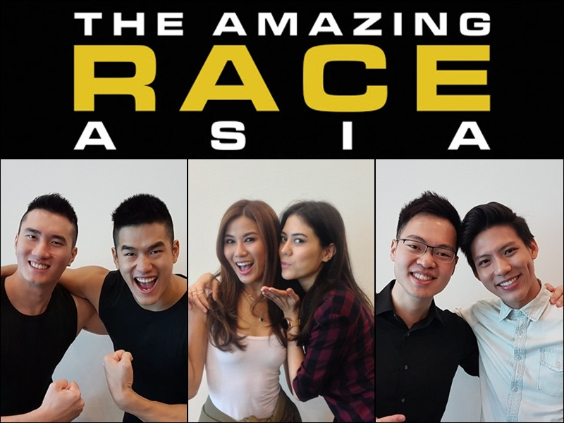 """Meet the Malaysian contestants of """"Amazing Race Asia"""""""
