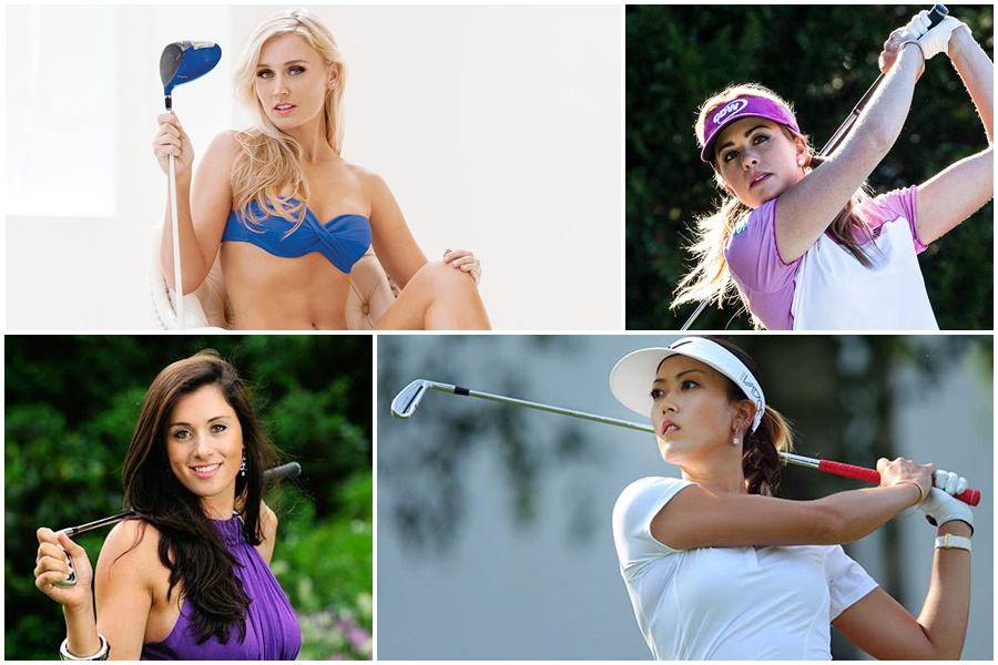 Top 10 hottest female golfers of all time