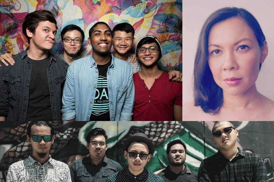 3 Malaysian artistes compete to be the best in Tiger Jams