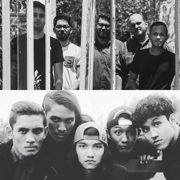 Catch Malaysian bands at Space Jamm