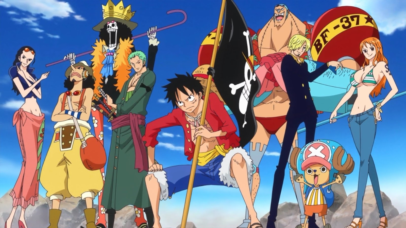"""Join the largest """"One Piece"""" cosplay in Singapore and Malaysia"""