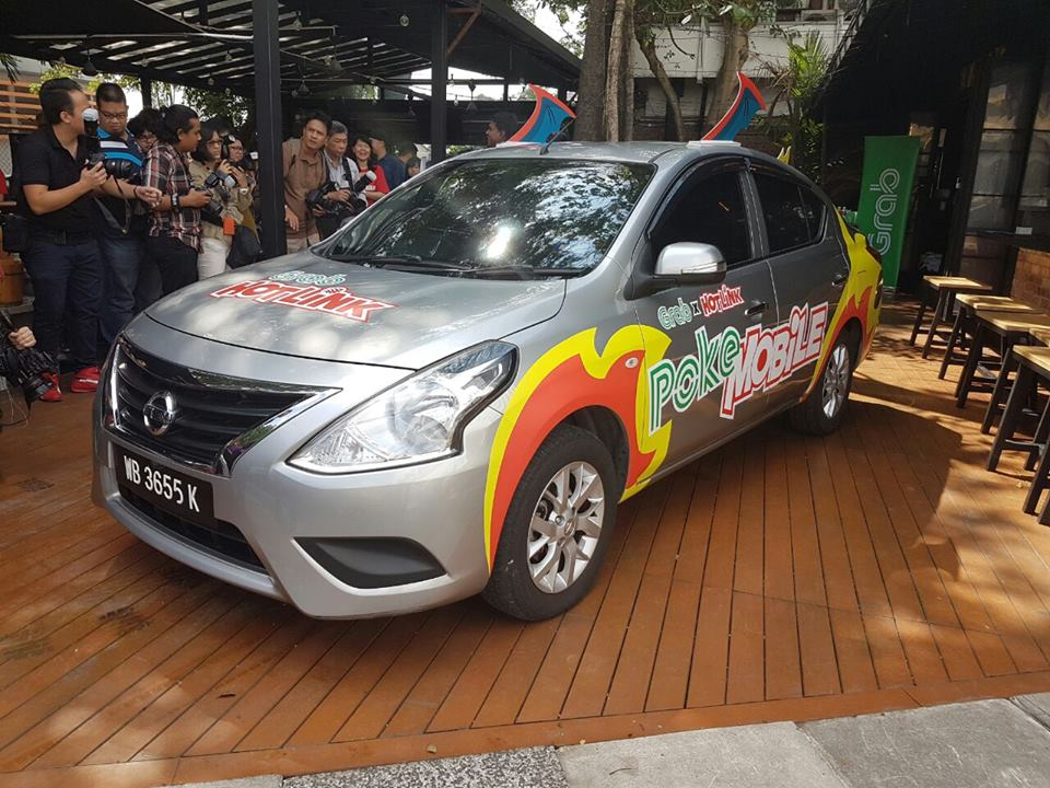 PokeMobile will help trainers hunt for Pokémons in Malaysia