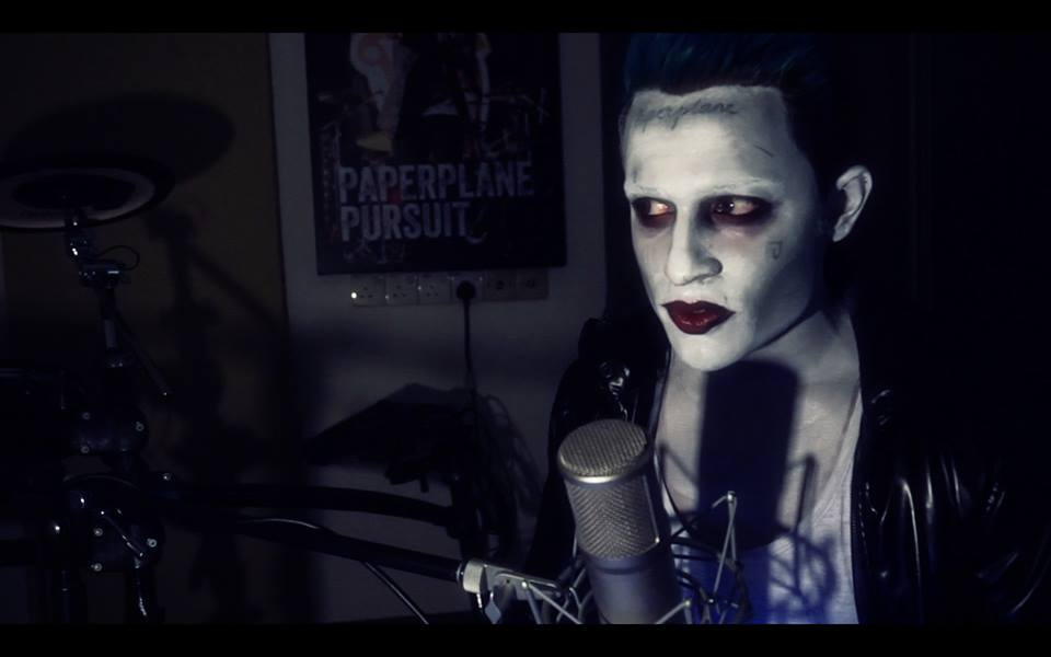 """Malaysian band covers """"Suicide Squad"""" song"""