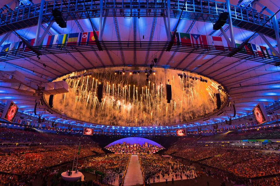 Highlights of the Rio Olympics 2016 opening ceremony