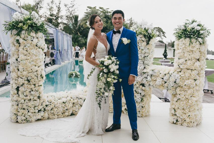 Sorry ladies, but Henry Golding is now officially married!