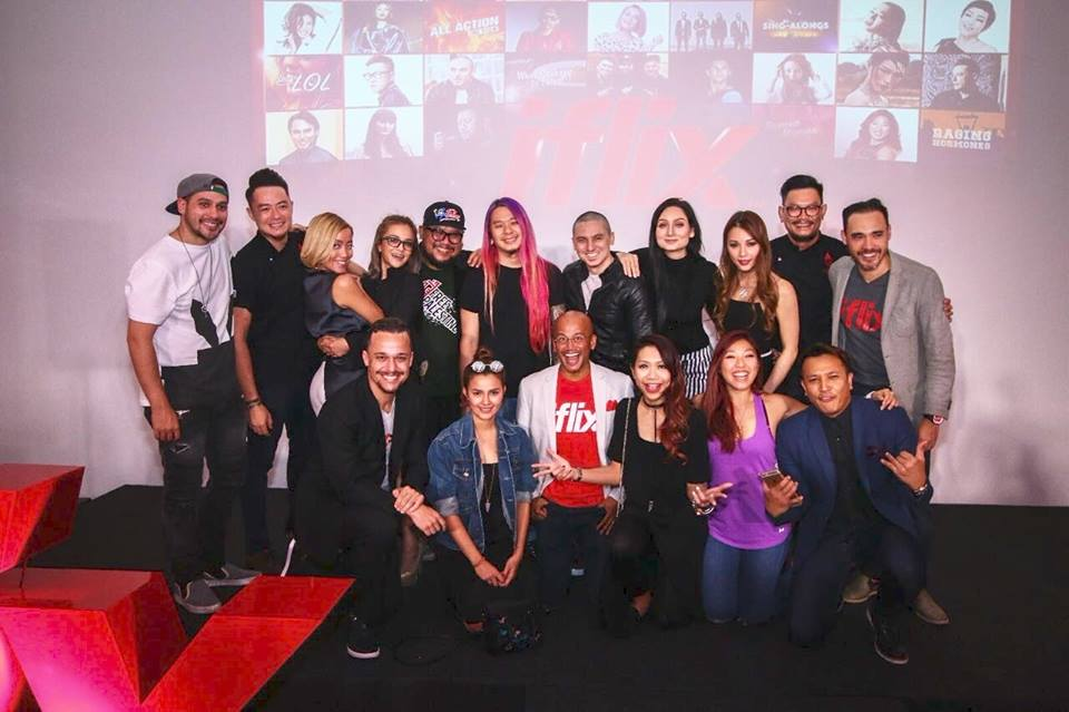 iflix introduces new curated Playlist by celebrities