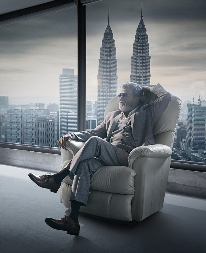 """Tour the iconic shooting locations of """"Kabali"""" in Malaysia"""