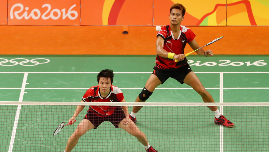 Indonesia achieves golden victory at Rio Olympics