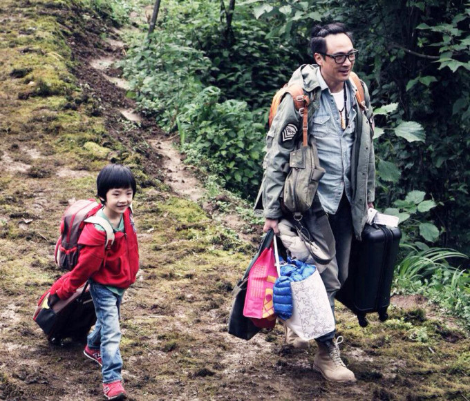 Francis Ng to direct and star in movie with son