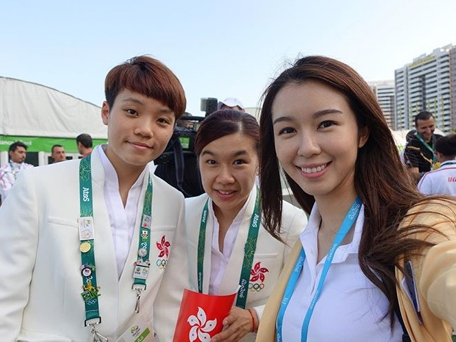 Louisa Mak becomes latest victim of theft during Rio Olympics